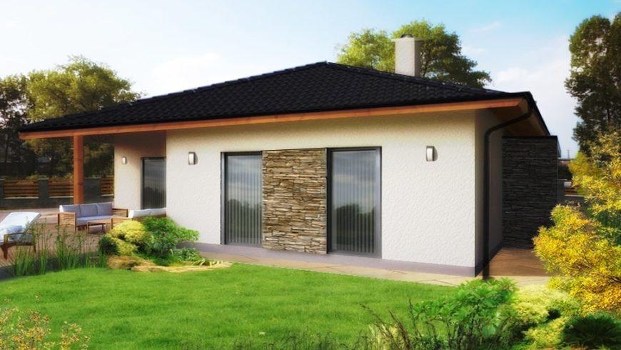 Rodinný dům – Bungalov